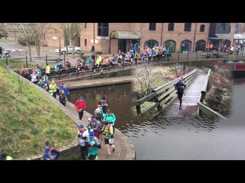 Run Walk Crawl - Brecon to Cardiff 2017
