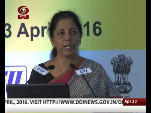 Health care , Education gains acceptability across the globe: Nirmala Sitaraman