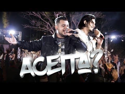 Maike e Felipe - Aceita? - DVD Do Nosso Jeito