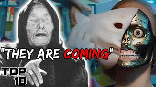 Top 10 Scary Predictions By Baba Vanga - Part 2