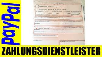 PAYPAL !!! Gerichtlicher Mahnbescheid ist da ( Online Casino Schulden )