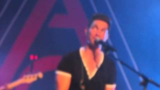 Keep Your Head Up - Andy Grammer House of Blues Chicago 7/2/14