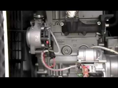 14KW Yanmar Diesel Generator