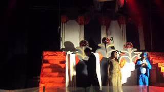 مسرحية شبح المسرح - كلية الحقوق