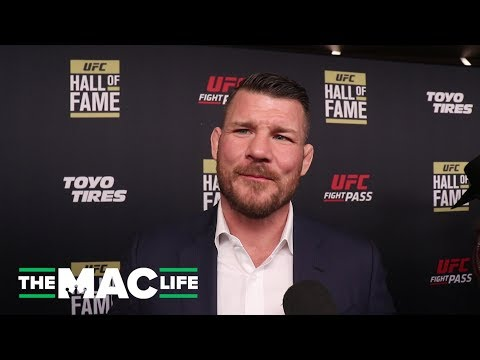 "Best Drunk Michael Bisping Story... ""Mate, How Long You Got?"