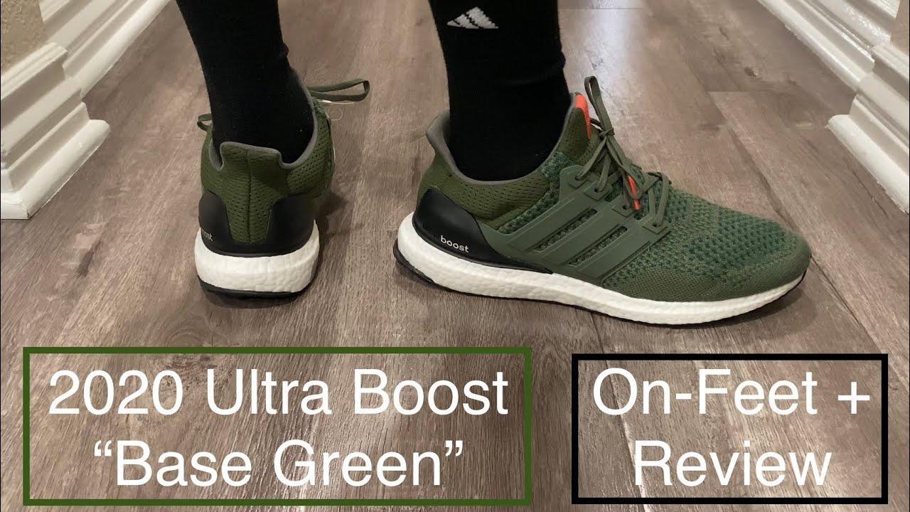 Adidas Ultra Boost 1.0 LTD Base Green