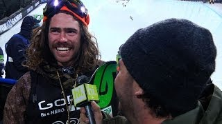 Danny Davis talks about how stoked he is for his first X Games win