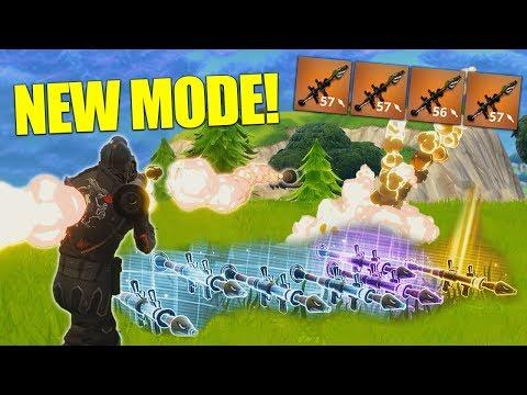 *NEW* Gamemode - Explosive Mayhem! [Fortnite]