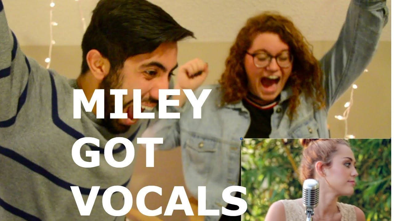 miley cyrus u0027s jolene cover reaction youtube
