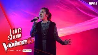 ออย - ลาก่อน  - Live Show - The Voice Thailand - 11 Feb 2018