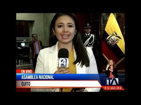 Noticias Ecuador: 10012019 24 Horas Emisión Central - Teleamazonas