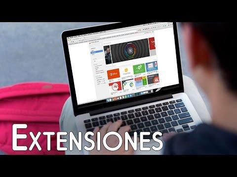 TOP 20 Extensiones de Google Chrome