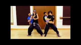 Bad - Wale feat. Rihanna Jabari Choreography