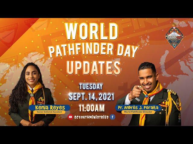 WORLD PATHFINDER DAY UPDATES