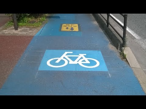 How Bicycle Friendly Is It In North East Asia? Japan, Taiwan, Korea & China Compared