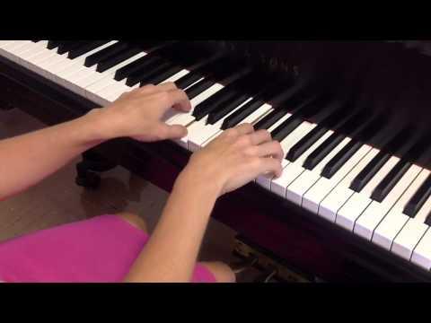 Suzuki Piano - French Children's Song