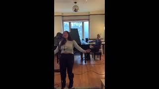 Sáa Uu Dáng G̱íidang (How Great Thou Art) Healing Haida indigenous gospel music by Sondra Segundo
