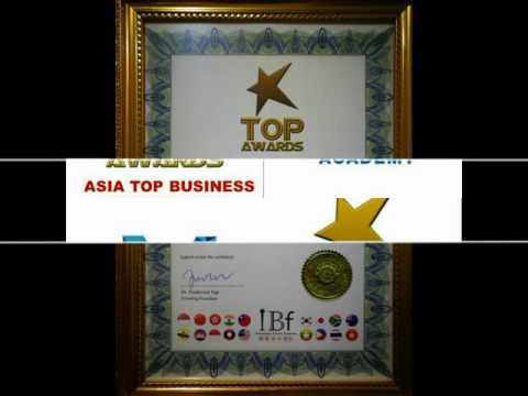 Top Asia Business Award - Maccns academy