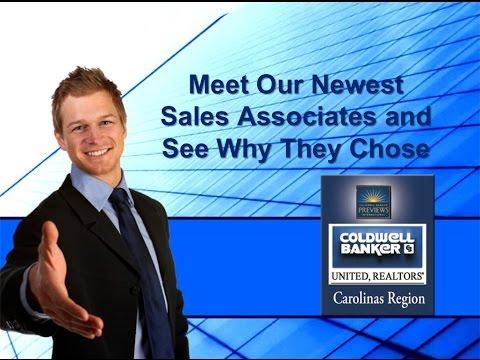 CBUR Carolinas Region New Sales Associates