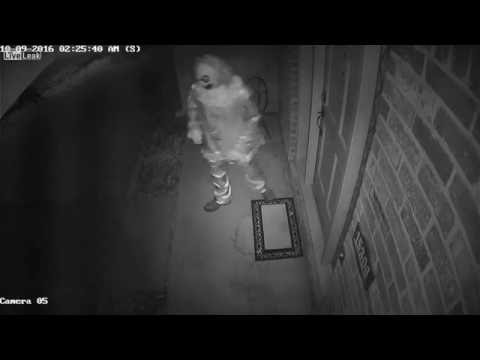 Creepy Clown Trying To Get Into My House At 2AM