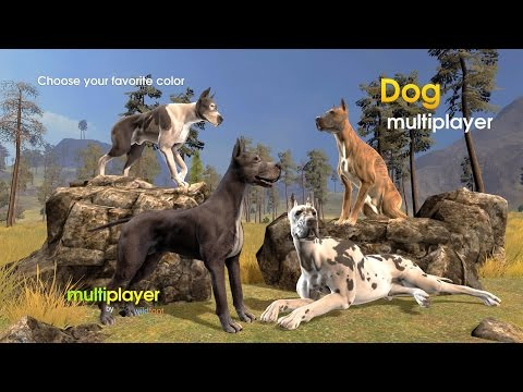 🐕👉👌Dog Multiplayer : Great Dane- By Wild Foot Games Adventure - Android