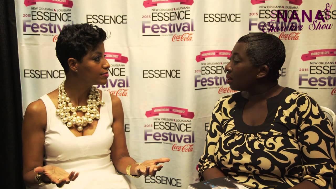 Nana Churcher Interview With Jessie Thompson