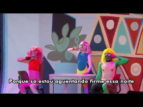 Sia- Chandelier Live (Legendado)