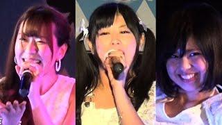 グラドルユニット「桜丘ショコラ」の新メンバーお披露目LIVE! 新生ショ...
