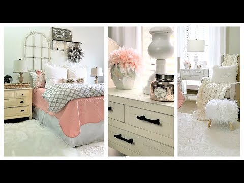 NEW!  Guest Bedroom Refresh On A Budget
