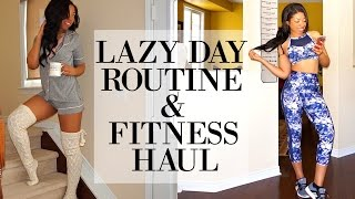 Protein for Weight Loss - LAZY DAY PAMPER ROUTINE + WORKOUT CLOTHING HAUL | 2017