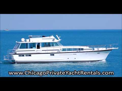 Luxury Yacht Rental Chicago