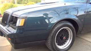 1987 Buick Regal Turbo T  - Grand National - FOR SALE or TRADE