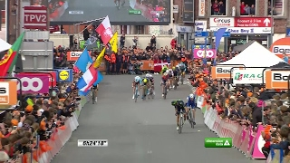Summary - Liège - Bastogne - Liège 2017