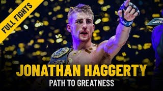 Jonathan Haggerty's Path To Greatness   ONE: Feature