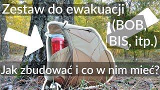 Zestaw ewakuacyjny (bug-out bag):  jak zbudować i co powinno w nim być?
