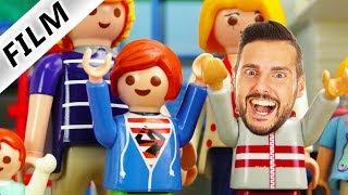 Playmobil Film Deutsch WENN KAAN BEI FAMILIE VOGEL WÄRE! JULIAN IST WIE KAAN? Kinderfilm