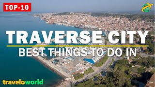 Top 10 Best Things To Do In Traverse City, Michigan   Traverse City Top 10   Travel Video