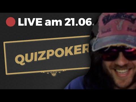 QUIZPOKER - Pokern mit Quizfragen