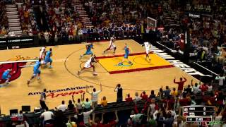 NBA 2K13 - Gameplay XBOX 360 HD 720P (GodGames Preview)