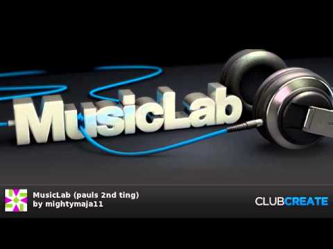 MusicLab (pauls 2nd ting) by mightymaja11