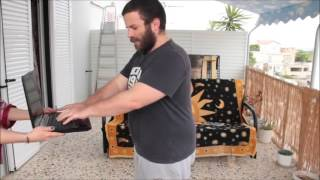 Repeat youtube video Κοντοπίδης και ξερό ψωμί! (Ατάκες)