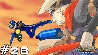 Mega Man Battle Network 4: Blue Moon - Part 28: Blue Bomber Meets Solar Boy