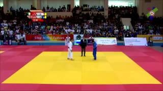 Giovanni Esposito vs Bagrat Niniashvili European Youth Olympic Festival Tbilisi 2015