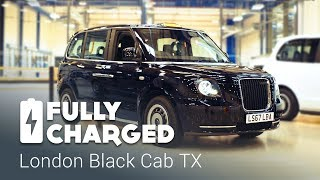 Download London Black Cab TX | Fully Charged Mp3 and Videos