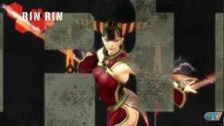 Anarachy Reigns - Rin Rin Trailer