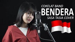 BENDERA - COKELAT ( SASA TASIA COVER & LIRIK )