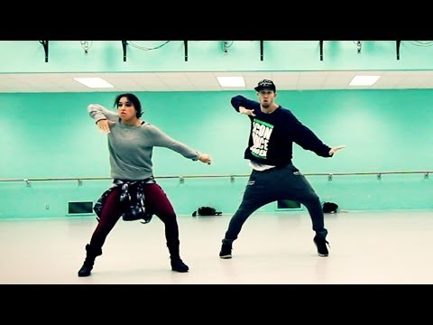 SHOW ME - Kid Ink ft Chris Brown Dance | Choreography by @MattSteffanina @DanaAlexa