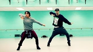 SHOW ME - Kid Ink ft Chris Brown Dance | Choreography by @MattSteffanina @DanaAlexa (Official Video)