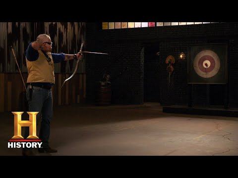 Forged in Fire: Steel Takedown Bow Tests (Season 5) | History