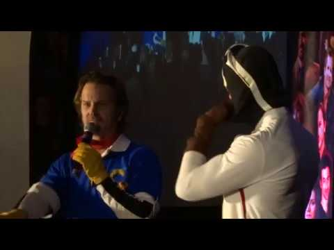 Supernatural Convention Montreal ( Karaoke Night )